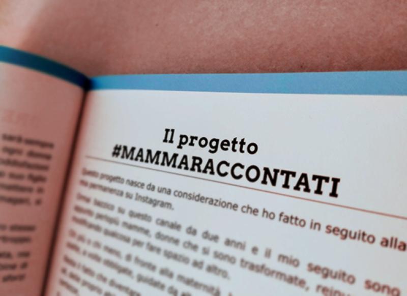 Dettaglio del libro #MammaRaccontati